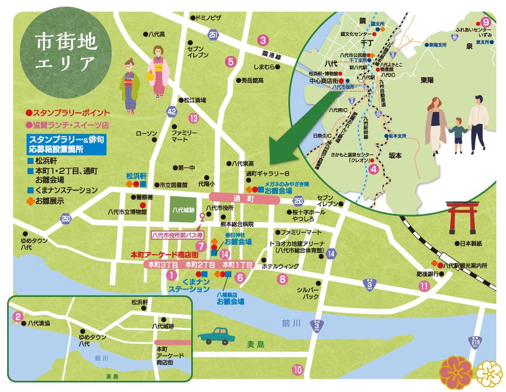 市街地拡大図